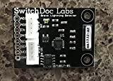 SwitchDoc Labs The Thunder Board - I2C Lightning Detector with Grove Connectors