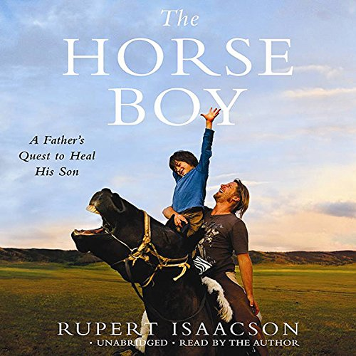 The Horse Boy Titelbild