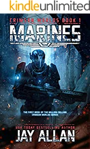 Marines (Crimson Worlds Book 1)