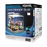 Aquael Nano Reef Duo 49L weiß/schwarz - Riff Aquarium Set