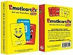 Emoticartes Enfants - Pour Aider l'Enfant à Comprendre et à Gérer ses Emotions (nouvelle édition) de Patrice Iacovella