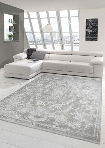 Traum Designer Teppich Moderner Teppich Wollteppich Meliert Wohnzimmerteppich Wollteppich Ornament...