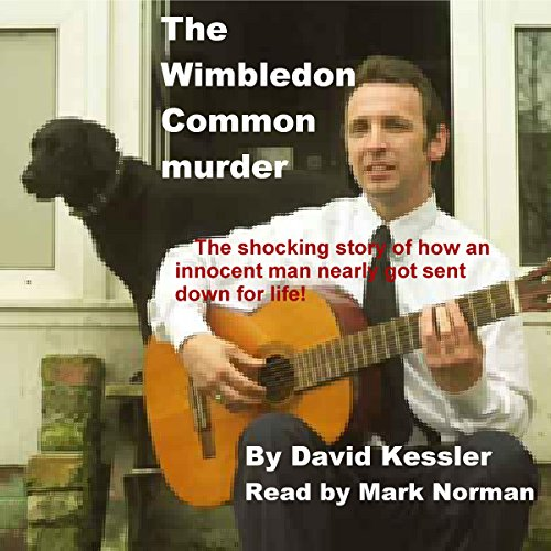 The Wimbledon Common Murder cover art