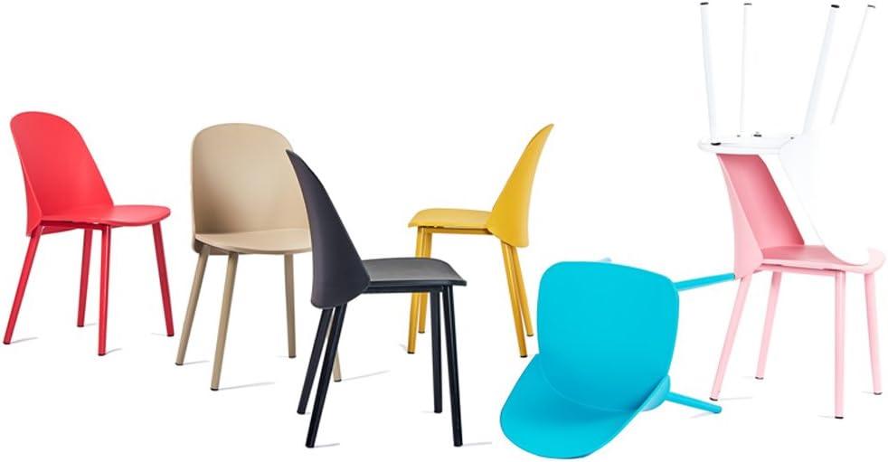 XXT Casual Simple Maison Moderne Table à Manger et Une Chaise Durable (Color : C) D