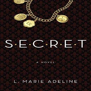 SECRET audiobook cover art