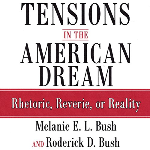 Tensions in the American Dream audiobook cover art