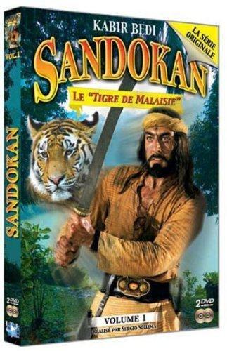 Sandokan Volume 2 [Francia] [DVD]