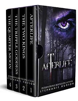Afterlife Saga Dark Paranormal Fantasy Romance: Books 1 to 4 (Afterlife Saga Box Set) pdf epub