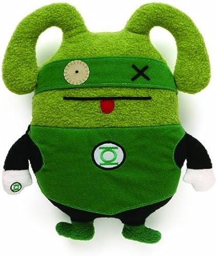 ventas calientes Uglydoll DC Comics - OX as verde verde verde Lantern 11 Inch by Uglydoll  calidad oficial