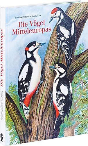 Johann Friedrich Naumann – Die Vögel Mitteleuropas: Kupferstiche und Lithografien