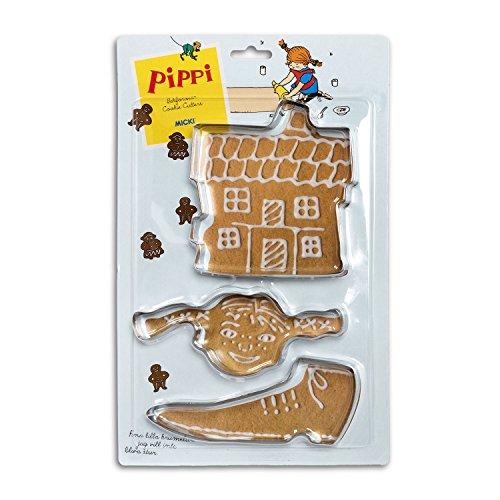 Pippi Langstrumpf 44-3786-00 Pippi Ausstechförmchen