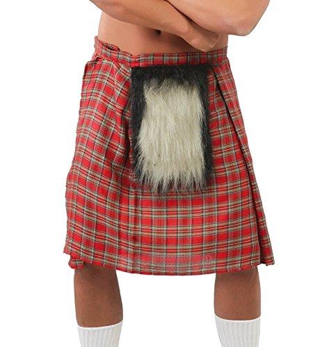 Guirca 18401 - Falda Escocesa