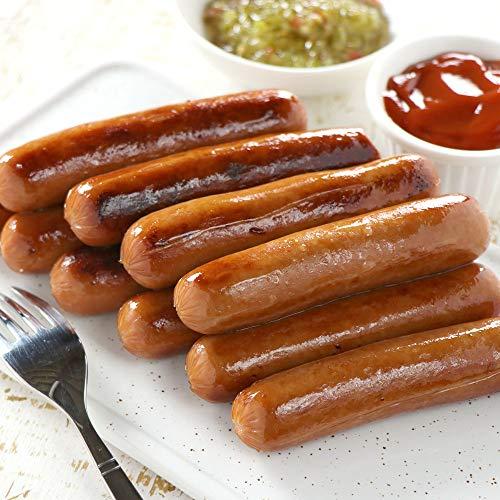 ミートガイ ファームランド ホットドッグソーセージ (ポーク&チキンソーセージ) (10本 約453g) Farmland Hickory Smoked Hot Dogs