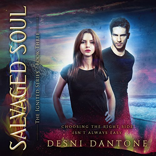 Salvaged Soul audiobook cover art