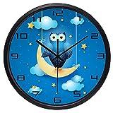 LIMN Reloj de Pared Nueva Marca Garantía para niños 10 años...