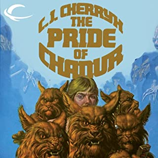 The Pride of Chanur cover art