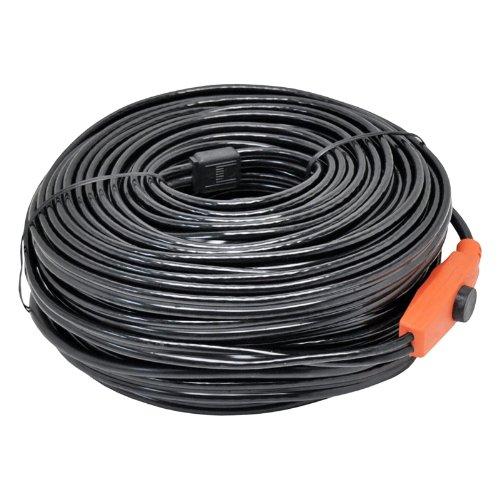 Protection Contre Le Gel Câble Chauffant | Protection Contre Le Gel Câble Bande chauffante Chauffage de câbles 37 m 550 W