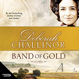 Band of Gold audiobook cover art