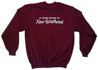 finn wolfhard sweatshirt