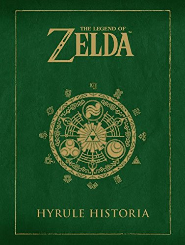 The legend of Zelda, Hyrule historia (CÓMIC MANGA)