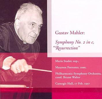 Mahler, G.: Symphony No. 2 (Walter) (1957)