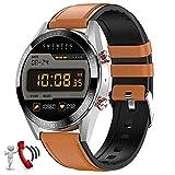 APCHY Bluetooth Call Smart Watch for Men, Fitness Tracker Brit En...