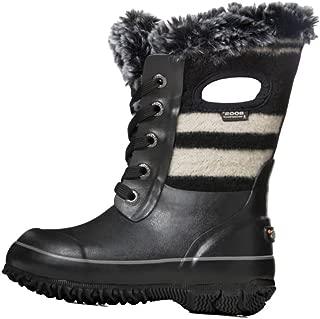 Arcata Stripe Boot Black Multi 8
