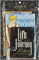 Life's a Journey Ephemera & ジャーナリングカード グラフィック45