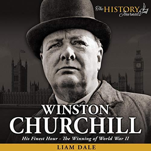 『Winston Churchill: His Finest Hour - The Winning of World War II』のカバーアート