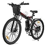 Best Folding Bikes - Electric Bike for Adults,GELEISEN Folding Electric Mountain Bike Review