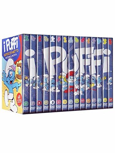 I Puffi - Supercofanetto(edizione limitata) (serie originale)