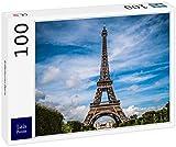 Lais Puzzle Torre Eiffel París 100 Piezas
