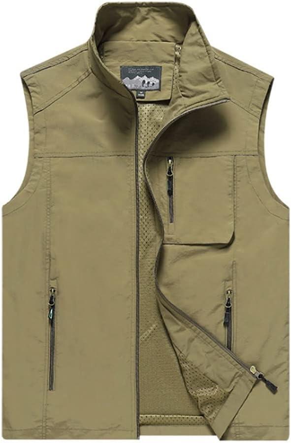 Fishing Vests for Men Mult Max 81% OFF Waistcoats Special Campaign Vest Men's