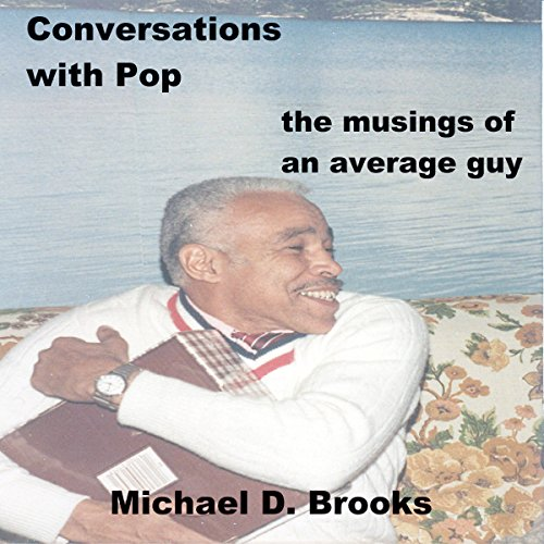 Conversations with Pop audiobook cover art