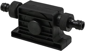 La bomba de mano del taladro eléctrico portátil bomba autocebante miniatura pequeña de agua con 2 conectores Ronda caña Bomba de transferencia de aceite Fluid 1Ponga Agua