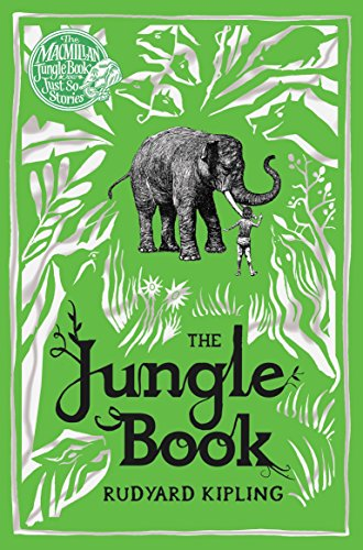 The Jungle Book (Macmillan Children's Books Paperback Classics, Band 4)