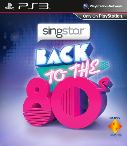 SingStar Back to the 80's - [PlayStation 3]