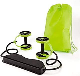 Total-Body Home Fitness Revoflex Xtreme Abs Trainer Resistance Exercise Equipment