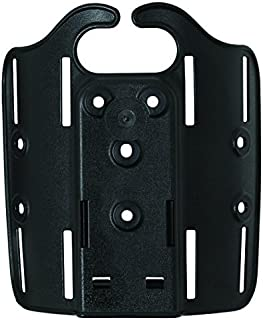 Safariland 6004-4 Double Strap Leg Shroud Only Gun Belt, Black