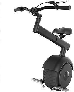 GJZhuan 800W Plegable Scooter Eléctrico, Una Rueda Autobalanceo Smart System Scooters del Motor Eléctrico Monociclo Freno 550lbs Peso Máximo De Carga con Batería De Litio De 60V