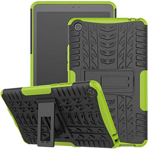 Xiaomi Mi Pad 4 Funda, Jhxtech Armor Style Hybrid PC + TPU Funda Protectora con Soporte para Xiaomi Mi Pad 4 Tablet