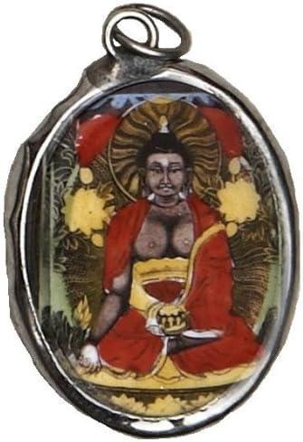 Medicine Buddha Ceramic Pendant Hindu & Buddhist Collection