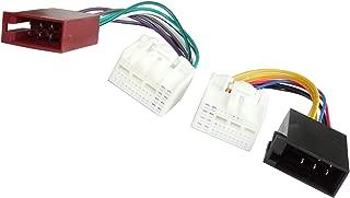 Colore Connettore Spina Mini ISO 8 Pin Aerzetix C41253 Nero