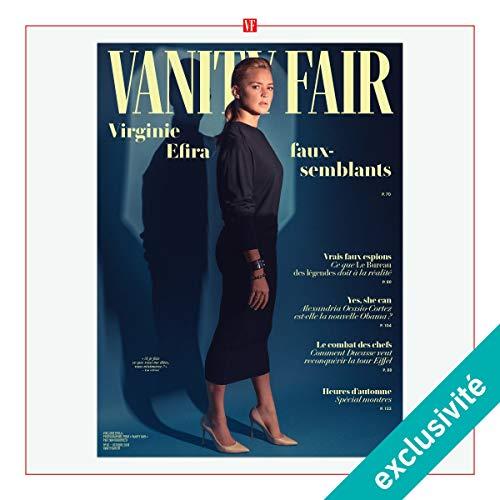 Couverture de Vanity Fair : octobre 2018