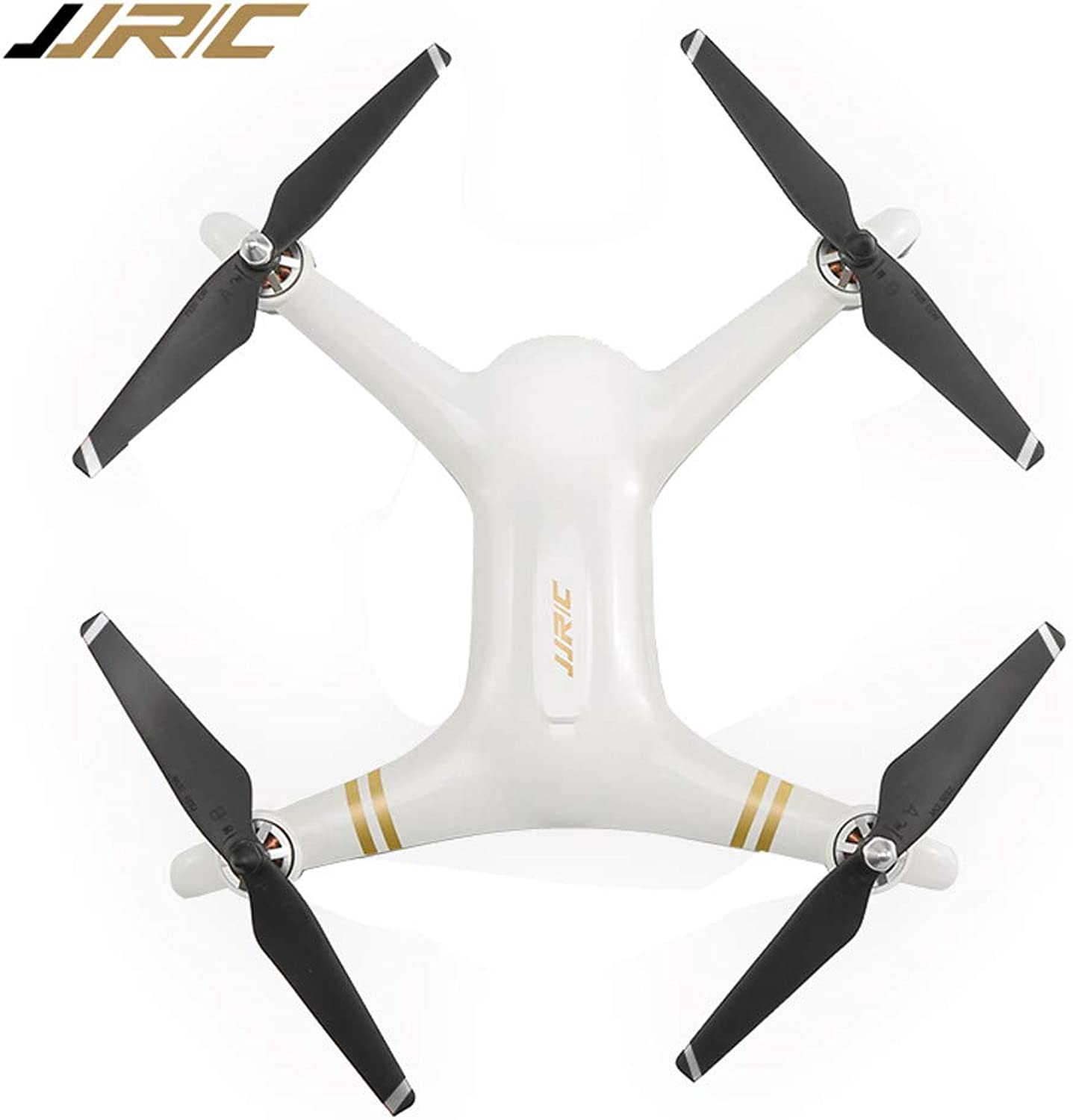 Generic JJRC X7 Drone 5GWiFi FPV GPS Drone with 1080P HD Camera Smart RTF Remote Control Toys Selfie Drone Altitude Hold RC Quadcopter White