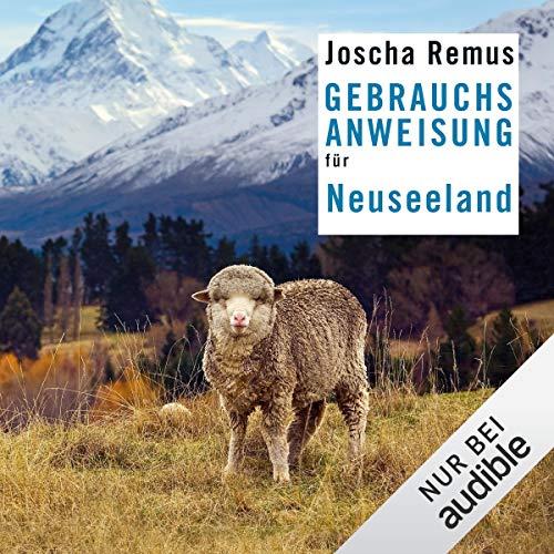 Gebrauchsanweisung für Neuseeland audiobook cover art