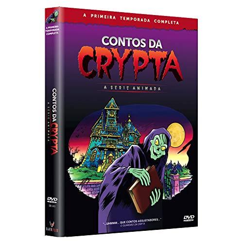 Contos Da Cripta - A Série Animada - A Primeira Temporada