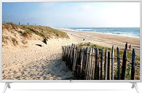 """LG 49UM7390 (49"""") 4K Ultra HD Smart TV Wi-Fi Bianco"""