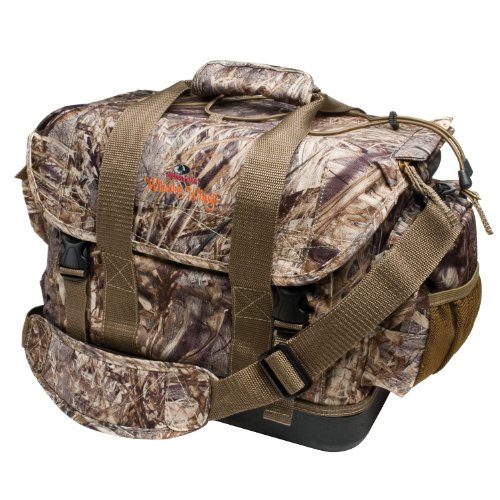 Mossy Oak Shadow Grass Blades Pattern Ultimate Waterfowl Bag