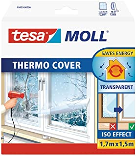 Película aislante para ventanas tesa Thermo Cover (1,7m x 1,5m)